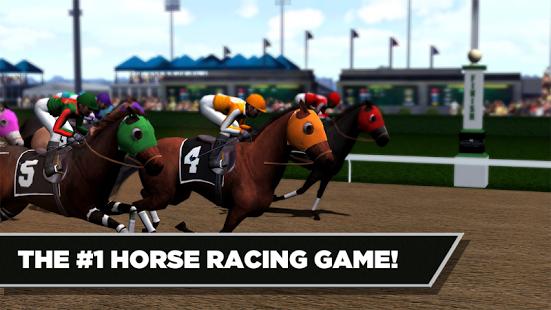 بازی اندروید رقابت نهایی اسب ها - Photo Finish Horse Racing