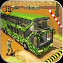 راننده اتوبوس ارتش - حمل و نقل نظامی