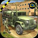 راننده کامیون ارتش آمریکا 2017