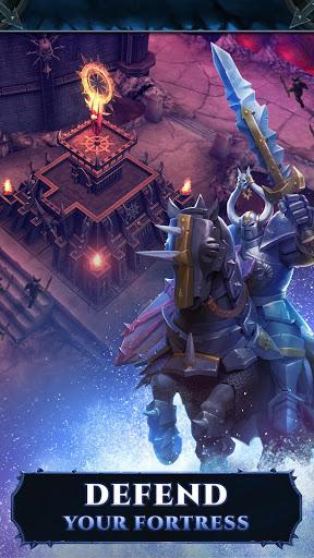 بازی اندروید جنگجوی فتح هرج و مرج - ساخت شرارت شما - Warhammer: Chaos & Conquest - Build Your Warband