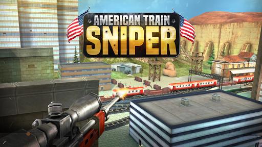 بازی اندروید تک تیرانداز - آموزش تیراندازی - Sniper 3D : Train Shooting Game