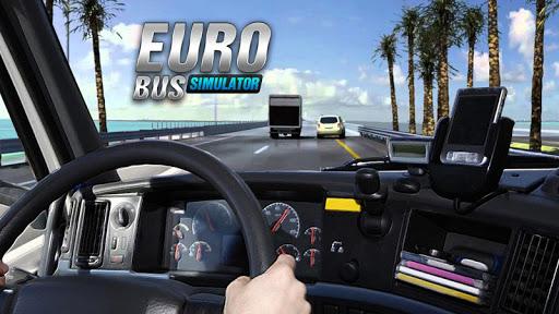 بازی اندروید اتوبوس اروپا 2018 - Euro Bus Simulator 2018