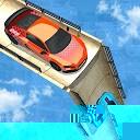 پرش اتومبیل های اسپورت