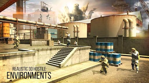 بازی اندروید ماموریت مبارزه - Mission Counter Attack