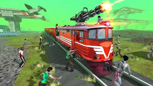 بازی اندروید تیراندازی قطار - جنگ زامبی - Train shooting - Zombie War