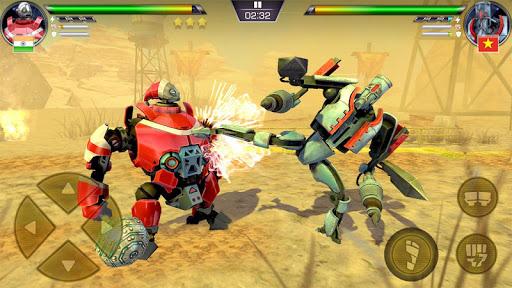 بازی اندروید کلش ربات - Clash Of Robots