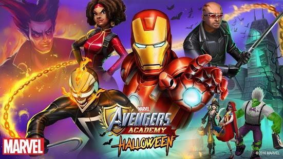 بازی اندروید آکادمی قهرمانان - MARVEL Avengers Academy