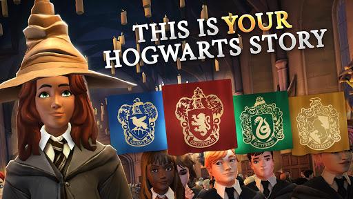بازی اندروید هری پاتر - راز هاگوارد - Harry Potter: Hogwarts Mystery
