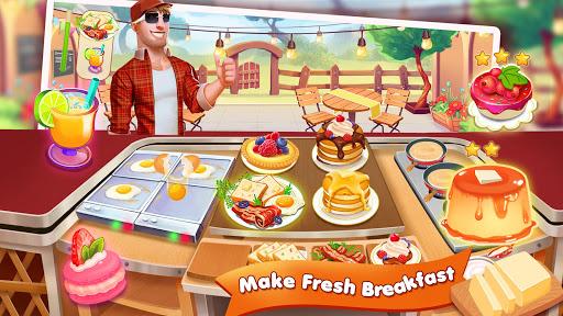 بازی اندروید تب رستوران - شوق آشپزی - Restaurant Fever: Chef Cooking Games Craze