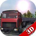 کامیون سنگین ترافیک