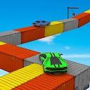 بازی شیرین کاری دشوار اتومبیل - بازی مسابقه ماشین