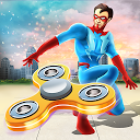 سوپر قهرمان چرخشی