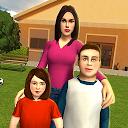 مامان مجازی - خانواده خوشحال