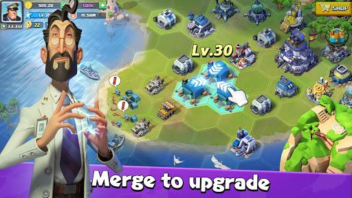 بازی اندروید بازی جنگ بالا - Top War: Battle Game
