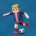 ستاره قهرمان فوتبال - بازی فوتبال لیگ و جام