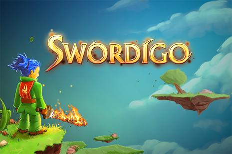 بازی اندروید وردیگو - Swordigo