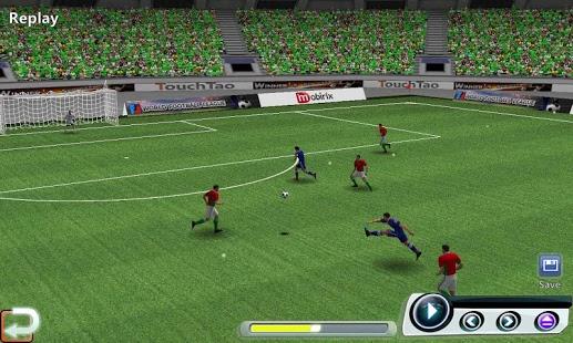 بازی اندروید لیگ جهانی فوتبال - World Soccer League
