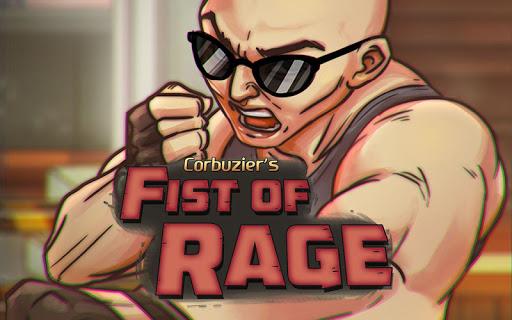 بازی اندروید مشت خشمگین - نبرد نرم افزاری - Fist of Rage: 2D Battle Platformer