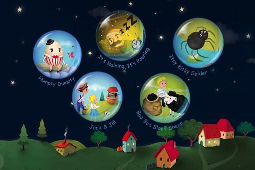 بازی اندروید اشعار ناز کودکان و نوجوانان - Cute Nursery Rhymes, Poems & Songs For Kids Free