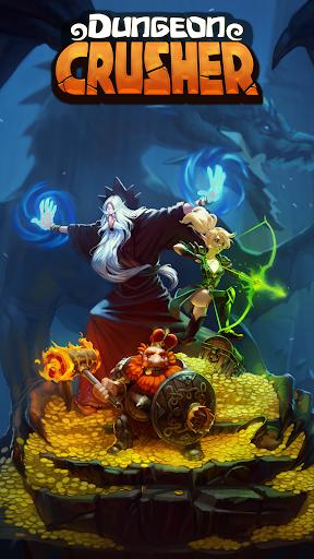 بازی اندروید سنگ شکن سنگ سیاه - شکارچیان روح - Dungeon Crusher: Soul Hunters