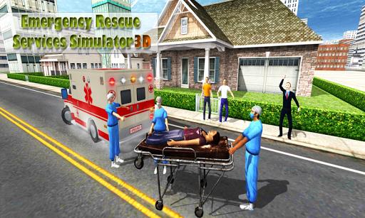 بازی اندروید قهرمان نجات اضطراری 911 - 911 Emergency Rescue Hero