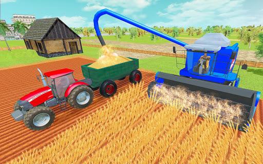 نرم افزار اندروید شبیه ساز تراکتور گشاورزی 2019 - Farming Tractor Simulator 2019