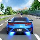 مسابقه در ترافیک بزرگراه
