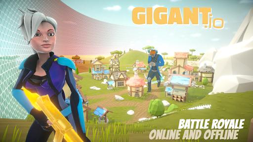 بازی اندروید گیگنت - Gigant.io