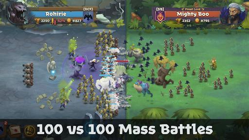 بازی اندروید لژیون نبرد - باتلر مبارزه - Battle Legion - Mass Battler