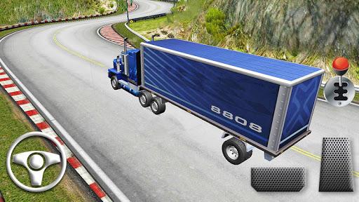 بازی اندروید راننده کامیون - شبیه ساز کامیون - Truck Driver - Truck Simulator