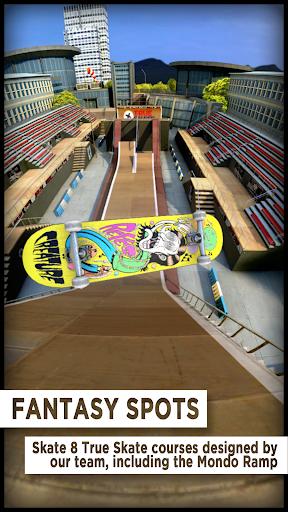 بازی اندروید  اسکیت بورد - True Skate