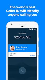 نرم افزار اندروید شمارگیر - شماره تماس گیرنده - Truecaller: Caller ID & Dialer