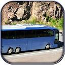 راننده اتوبوس ایستگاه کوهستانی