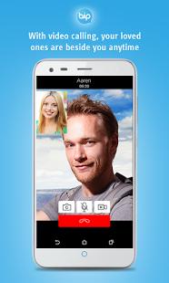 نرم افزار اندروید بیپ مسنجر - BiP Messenger