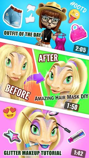 بازی اندروید سالن موی حیوانات استرالیا - Animal Hair Salon Australia - Funny Pet Haircuts