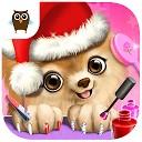 سالن موی حیوانات کریسمس 2
