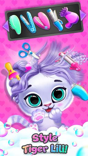بازی اندروید مهمانی سرگرم کننده با حیوانات مجازی - Kiki & Fifi Bubble Party - Fun with Virtual Pets