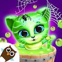 سالن هالووین حیوانات مجازی