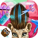 سالن موی حیوانات فضایی