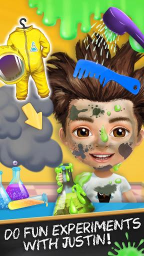 بازی اندروید دختر بچه تمیز - پاک کردن مدرسه - Sweet Baby Girl Cleanup 6 - School Cleaning Games