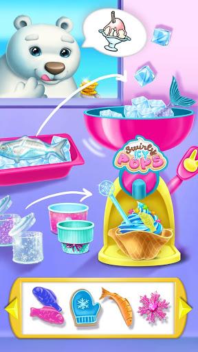 بازی اندروید بستنی ساز - Swirly Icy Pops - Surprise DIY Ice Cream Shop