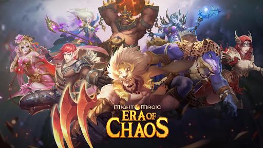 بازی اندروید قدرت جادویی - عصر هرج و مرج - Might & Magic: Era of Chaos