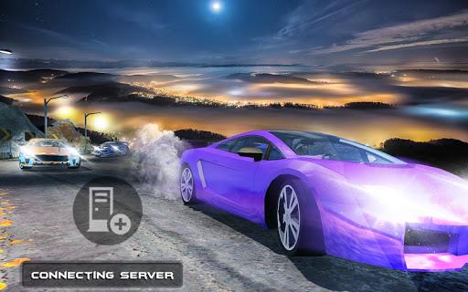 بازی اندروید مسابقه چند نفره اتومبیل رانی - Drag Car Race 2017: Multiplayer