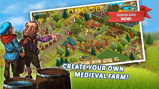 بازی اندروید مزرعه کوچک - My Little Farmies Mobile