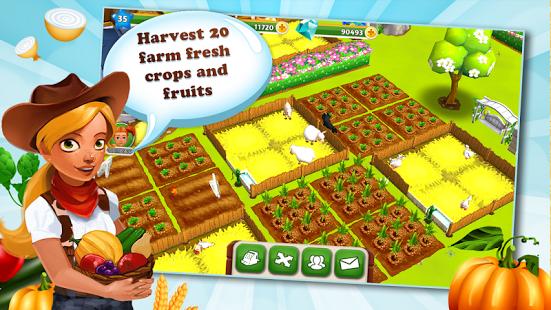 بازی اندروید مزرعه رایگان من 2 - My Free Farm 2