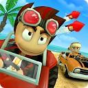 مسابقه ماشین ساحلی