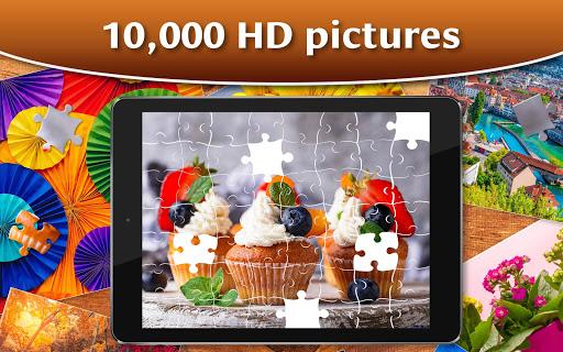 بازی اندروید مجموعه پازل برای بزرگسالان - Jigsaw Puzzle Collection HD - puzzles for adults