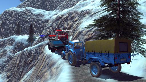بازی اندروید شبیه ساز آنلاین آفرود - Offroad Simulator Online