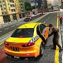 یورش راننده تاکسی دیوانه