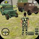 راننده کامیون ارتش